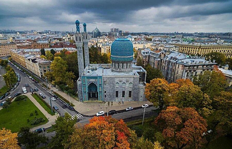 Petersburg Camii 1980 yılında kapsamlı restorasyondan geçirildi