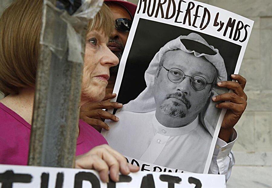 Suudi Arabistan açıklamasında, Cemal Kaşıkçı'nın cesedine ne olduğuna ilişkin bir bilgiye yer vermedi.