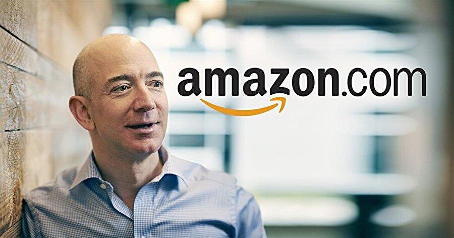 Jeff Bezos, günde 16 saatten fazla çalışarak şirketini geliştirmeye gayret gösteriyor.