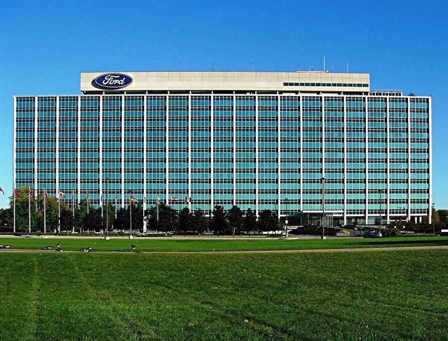 Ford ve Volkswagen arasındaki Mutabakat Anlaşması'nın imzalandığı Ford fabrikası.