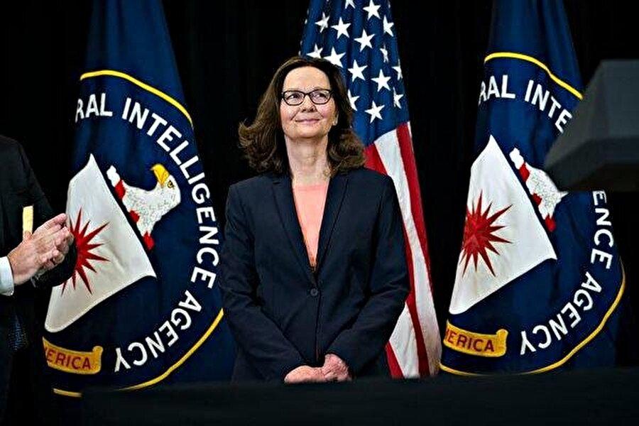 CIA Başkanı Gina Haspel