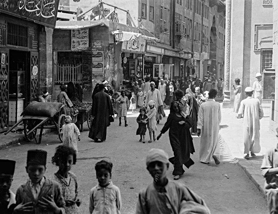 Kahire, Bernard Lewis'in ilk ziyaret ettiği Ortadoğu şehri oldu.