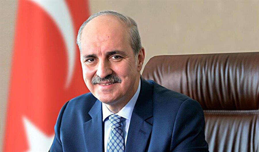 AK Parti Genel Başkan Vekili Numan Kurtulmuş
