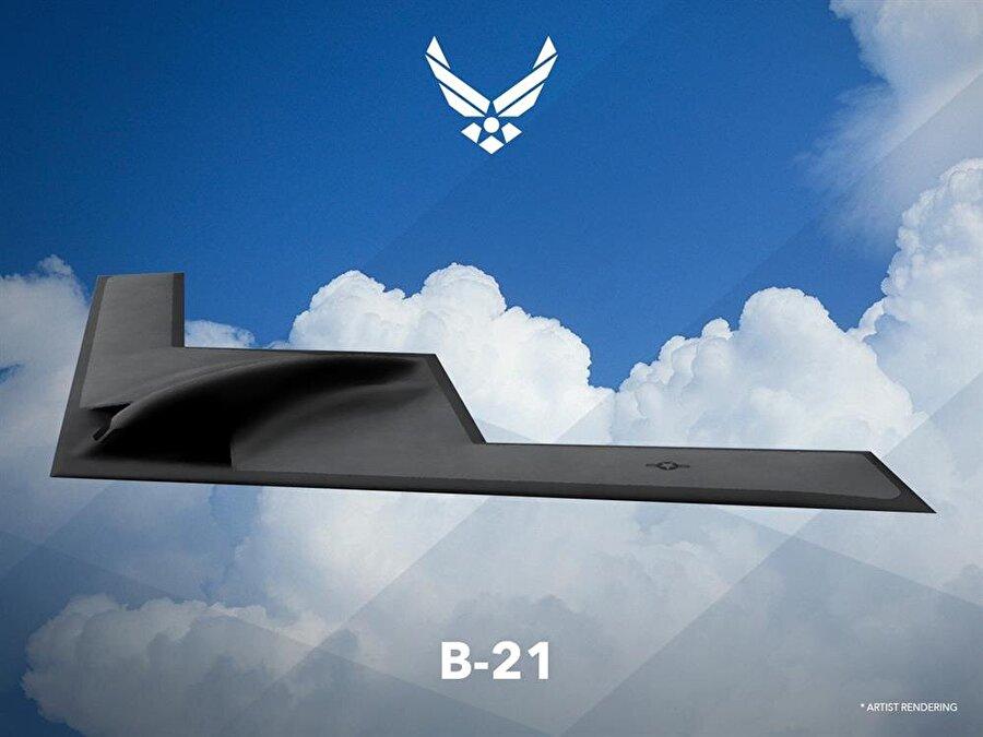 B-21 Raider, 2020'de görev alacak.