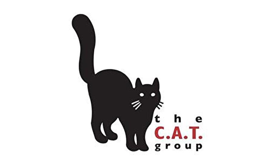 C.A.T Grubu'nun simgesi, kısaltmanın akla getirdiği şekilde, bir kedidir.