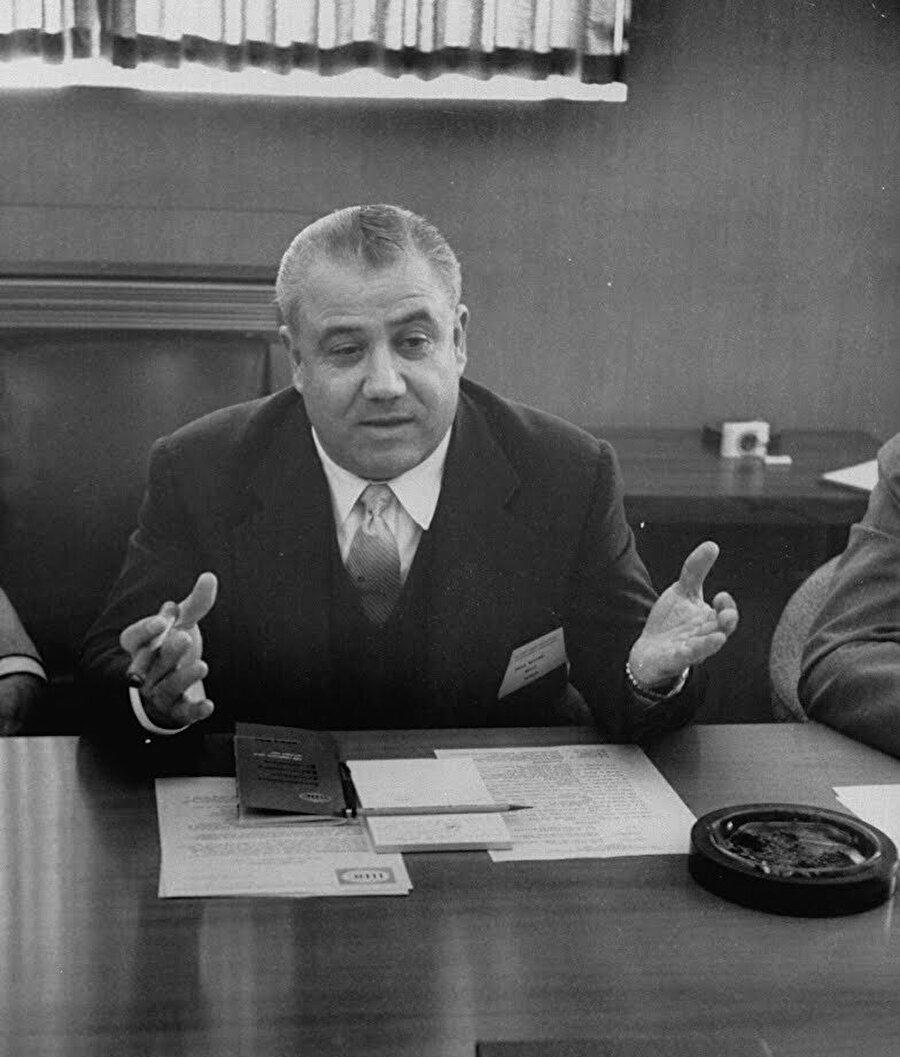 Emil Bustânî, Lübnan'ın gelecekteki cumhurbaşkanı olarak görülüyordu.