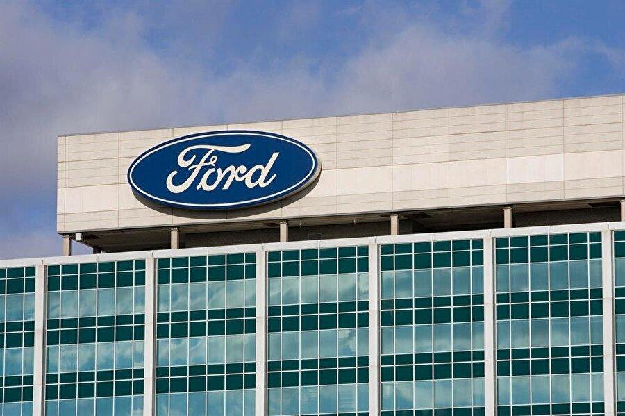 Ford'un ABD'deki merkez binası. Ford, hemen hemen tüm önemli kararlarını bu merkezde almaya devam ediyor.