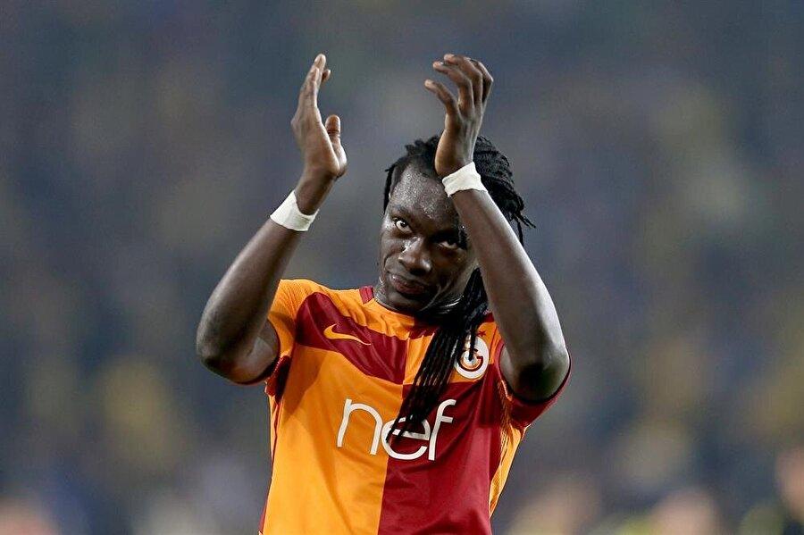 Fransız golcü, Galatasaray'da oynadığı dönemde taraftara teşekkür ediyorum...