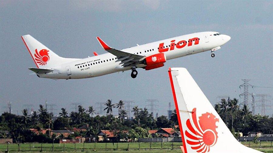 Düşen uçak, son model ve yeniydi.