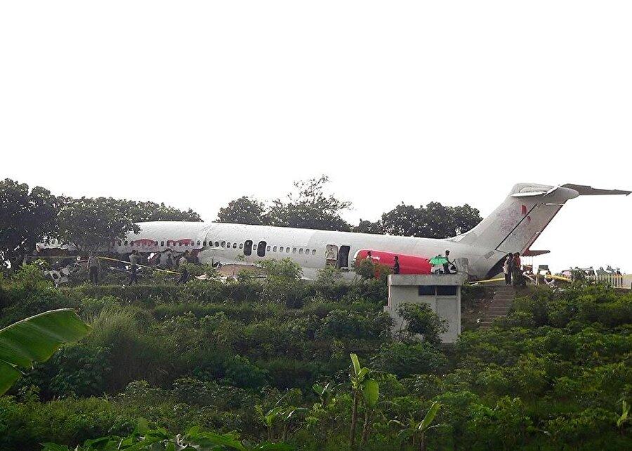 Lion Air'in şimdiye kadarki tek kazası, 2004'te yaşanmıştı.