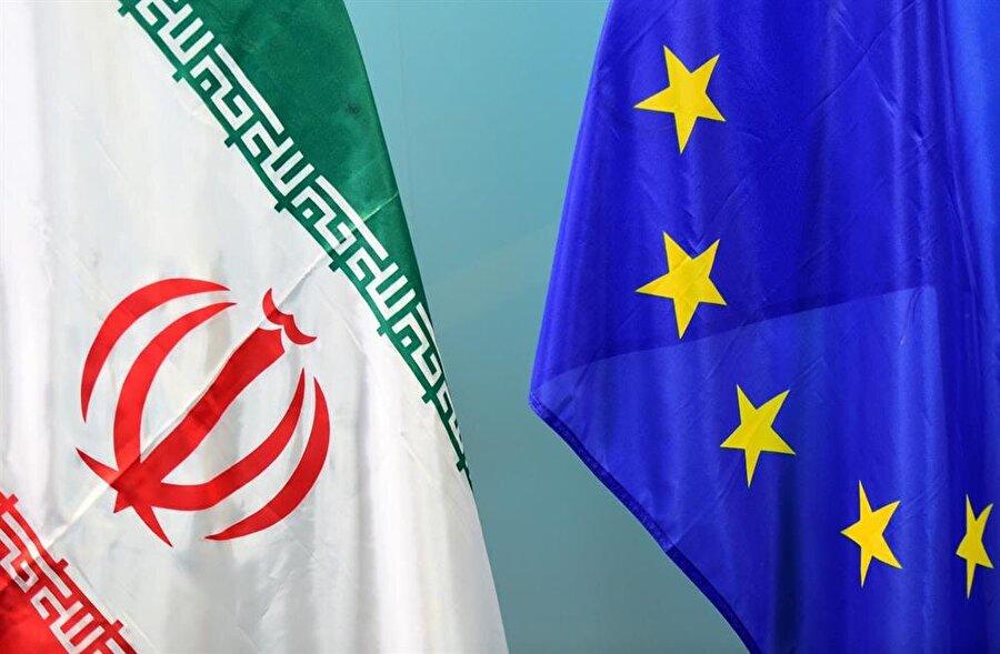 Avrupa Birliği de, ABD'nin yaptırım kararına rağmen İran ile ekonomik ilişkilerini sürdürmek isteyen taraflar arasında yer alıyor.