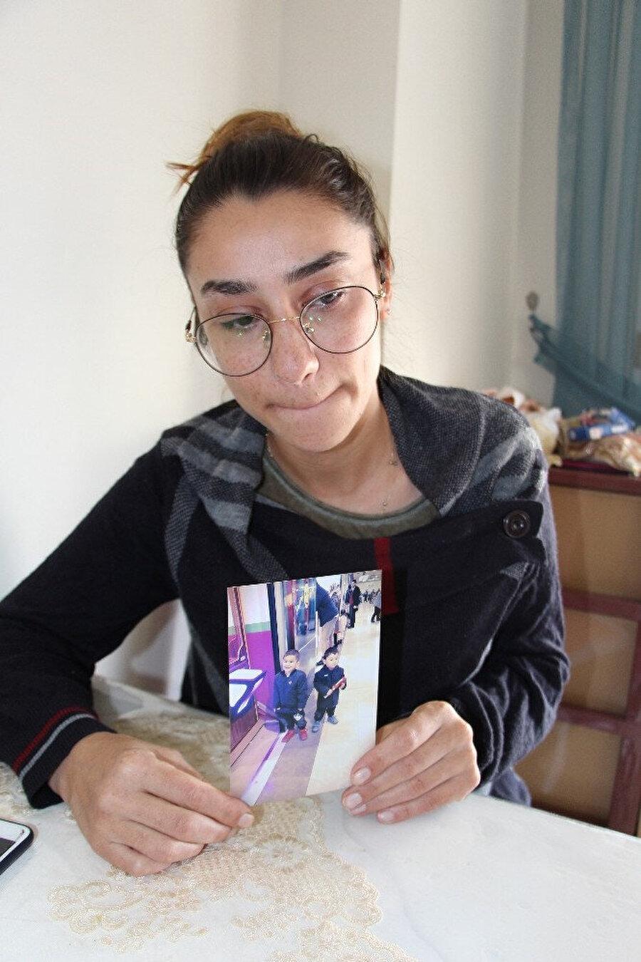 Anne Reyhan Yılmaz, verilen karara isyan etti.