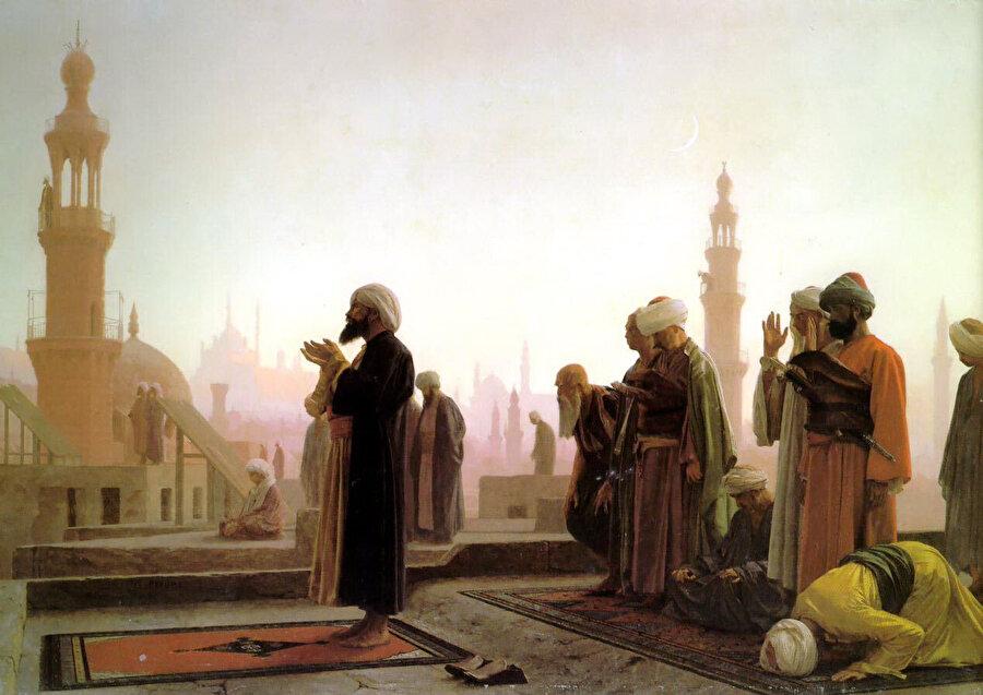 İskenderiye ve Kahire'nin mistik havası, Batılı ressamların eserlerine sıklıkla yansımıştır.