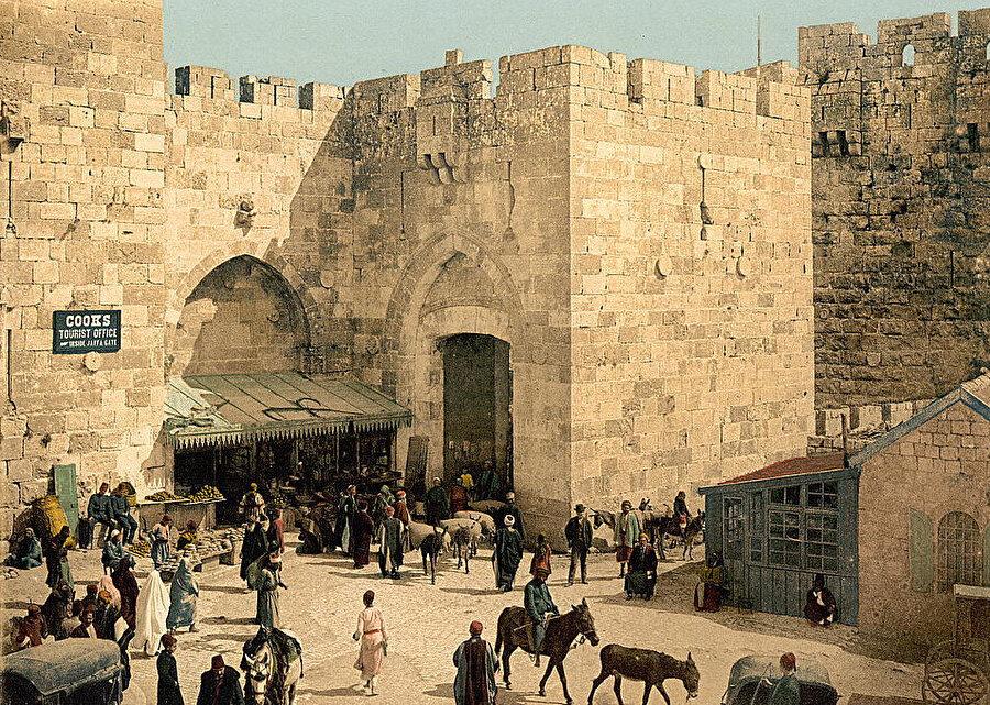 Kudüs surlarının her bir kapısı, ayrı bir hikâyeye sahiptir.
