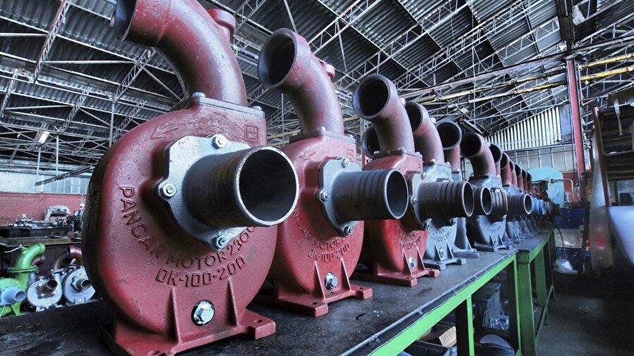 Gümüş Motor'un hisseleri Türkiye Şeker işletmelerine geçtikten sonra fabrika isim değiştirmiş, pancar motoru üretmeye başlamıştı.