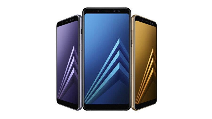 Galaxy M serisi, klasik Samsung cihaz görünümünden uzaklaşmıyor.