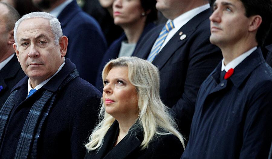 Netanyahu 1. Dünya Savaşı'nın sona ermesinin 100. yılı nedeniyle gerçekleştirdiği Paris ziyaretini kısa tutmak zorunda kaldı.