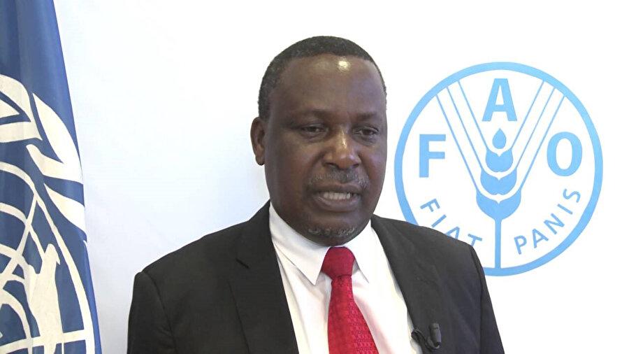 Görevden alınan Tarım Bakanı Charlez Tizeba