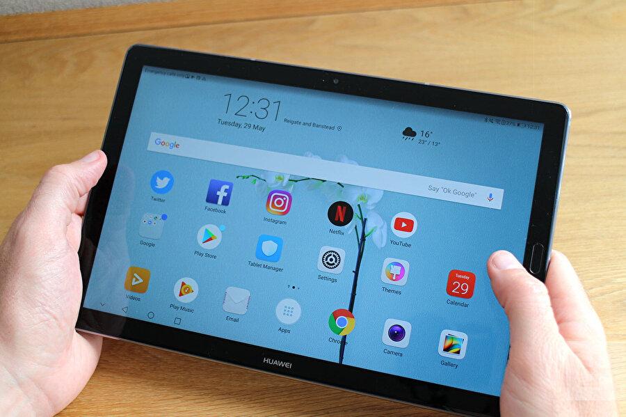Huawei tarafından üretilen tabletler, ekran kalitesi ve 'sorunsuz' performans özellikleriyle ilgi çekiyor.