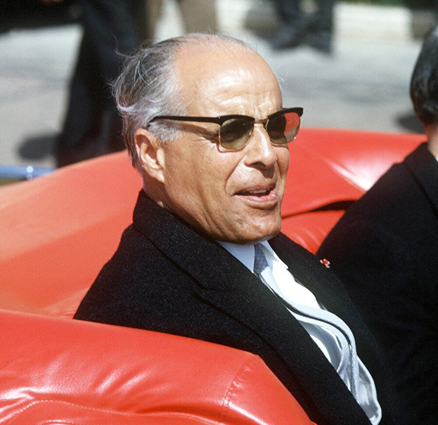 Habib Burgiba, Tunus'ta kurduğu Fransız tipi laik idareyi sürdürürken, İbn Haldun'u sembolleştirmişti.