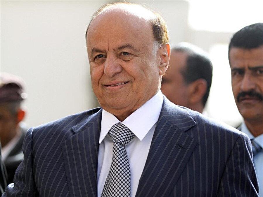 Ali Abdullah Salih'ten sonra yerine yardımcısı Abdurabbi Mansur Hâdî getirildi.