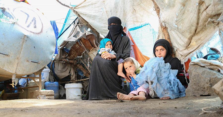 Yemenli siviller, çaresizce Suudi Arabistan ve İran arasındaki savaşın sona ermesini bekliyor.