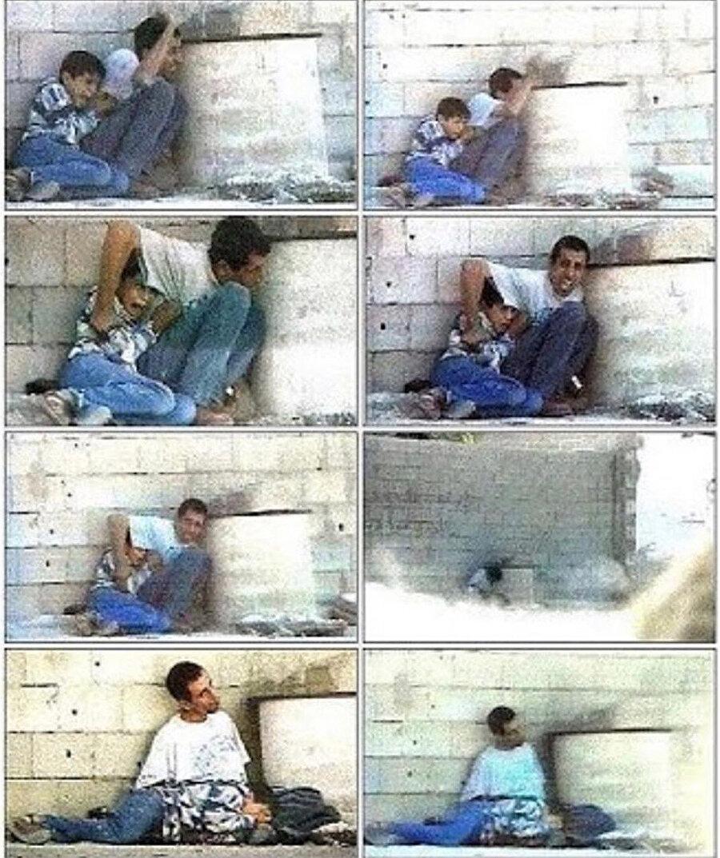 Muhammed Durra ve babasının yaşadığı dehşeti, dünya canlı yayında izlemişti.