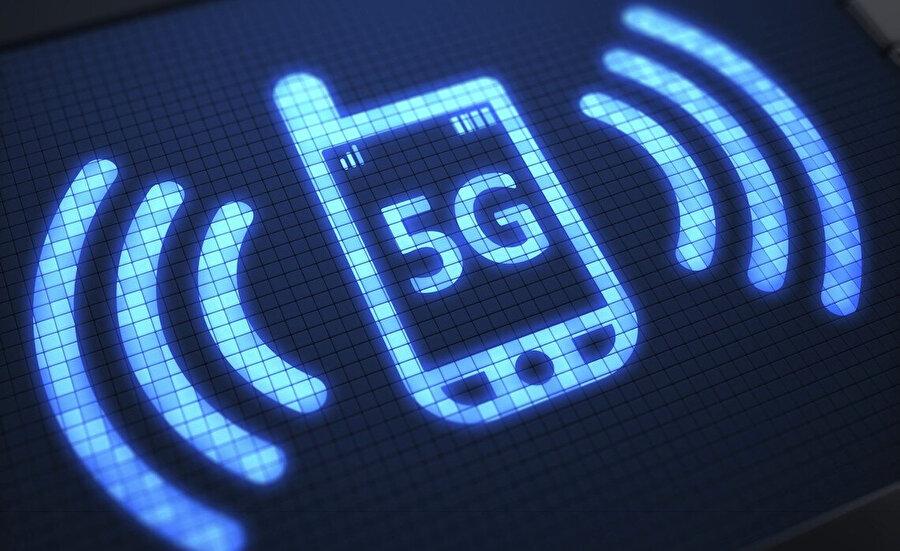 5G teknolojisinin mobil cihazlarda 'yüksek hızlı internet' şeklinde karşımıza çıkacağı aşikar.