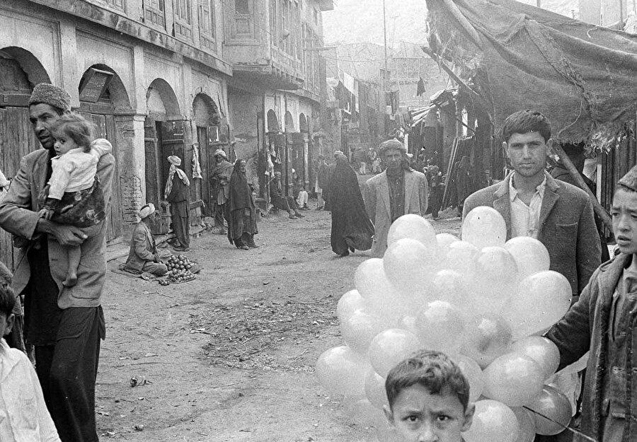 1969'un Kasım ayında Kabil'de çekilmiş bir fotoğraf.