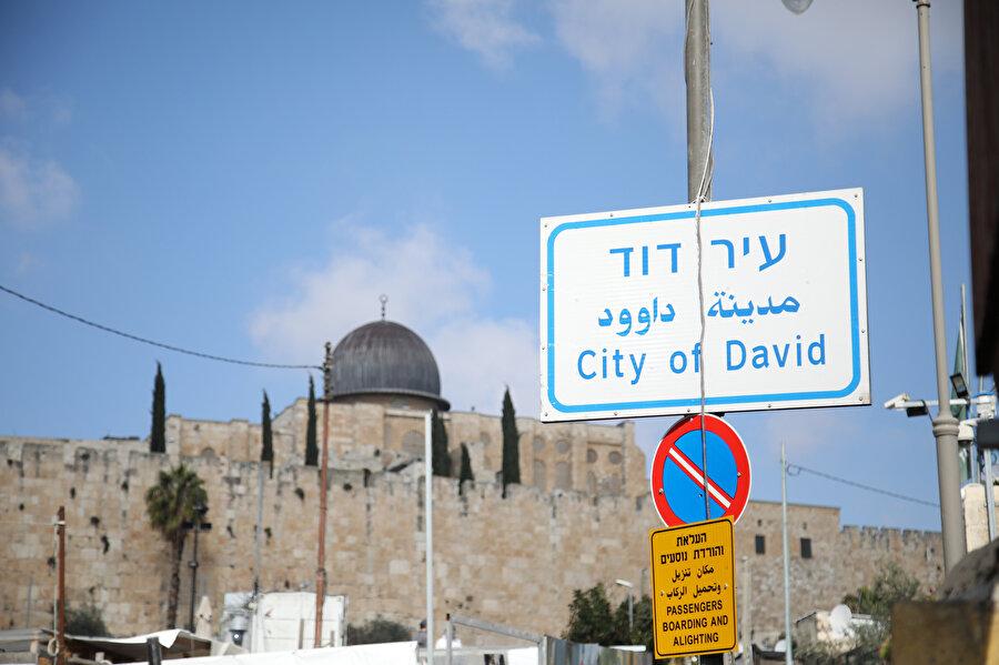 Mescid-i Aksa'ya yakın bir konumdan bulunması sebebiyle Silvan Mahallesi Yahudiler için oldukça önemli.