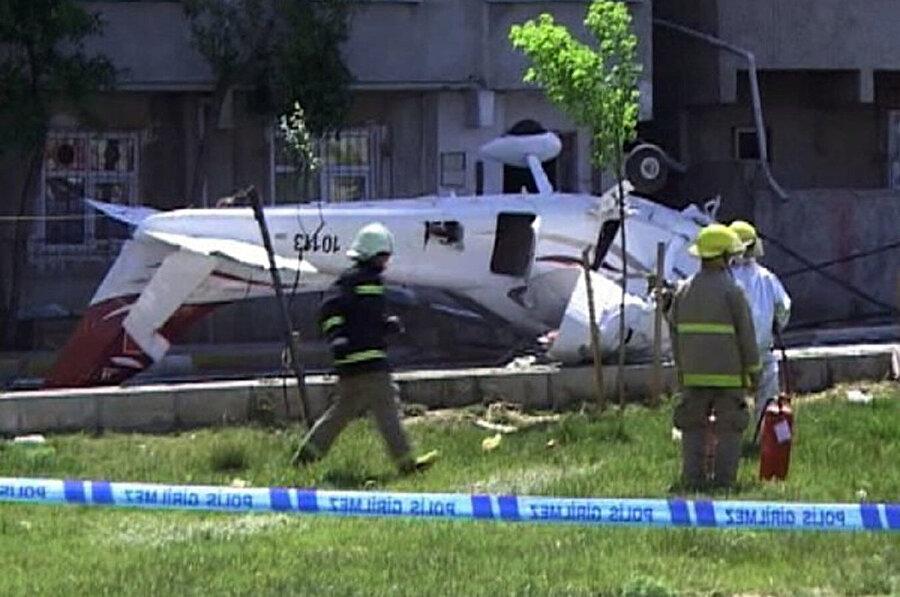 Mayıs 2010'da yaşanan kaza