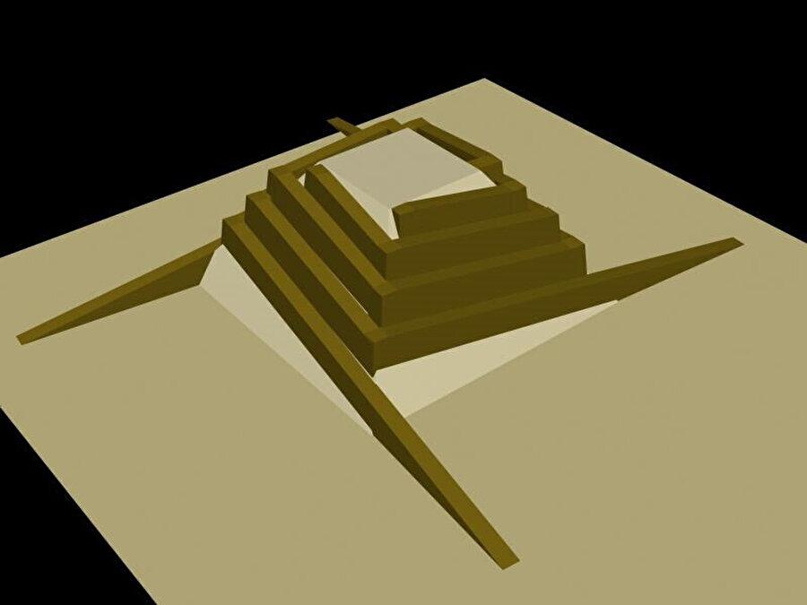 Şekil 10: Rampa sistemi.