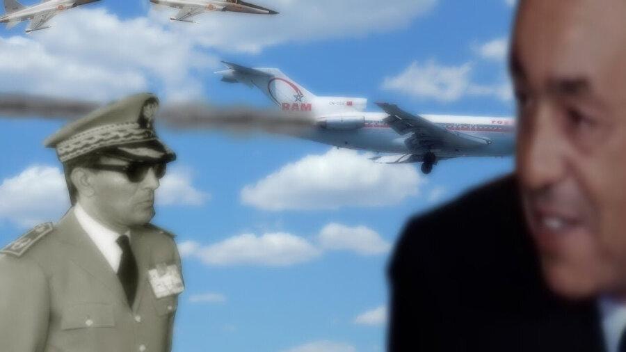 General Ufkir, Kral'ın uçağını savaş uçaklarıyla vurmaya kalkışmıştı.
