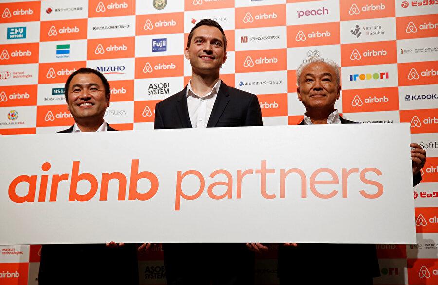 Airbnb, konut kiralayarak başladığı sektörde 38 milyar dolarlık değere ulaştı.