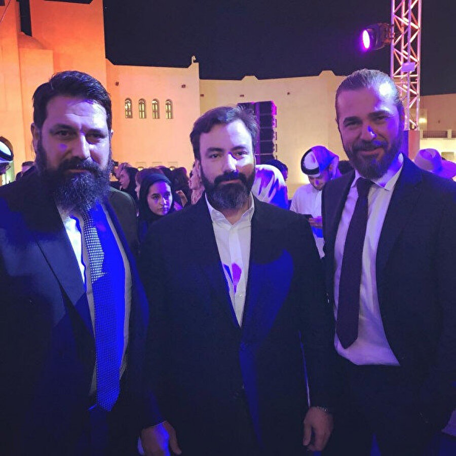 Festivale katılan isimler arasında Bülent İnal ve Yusuf Esenkal da vardı.