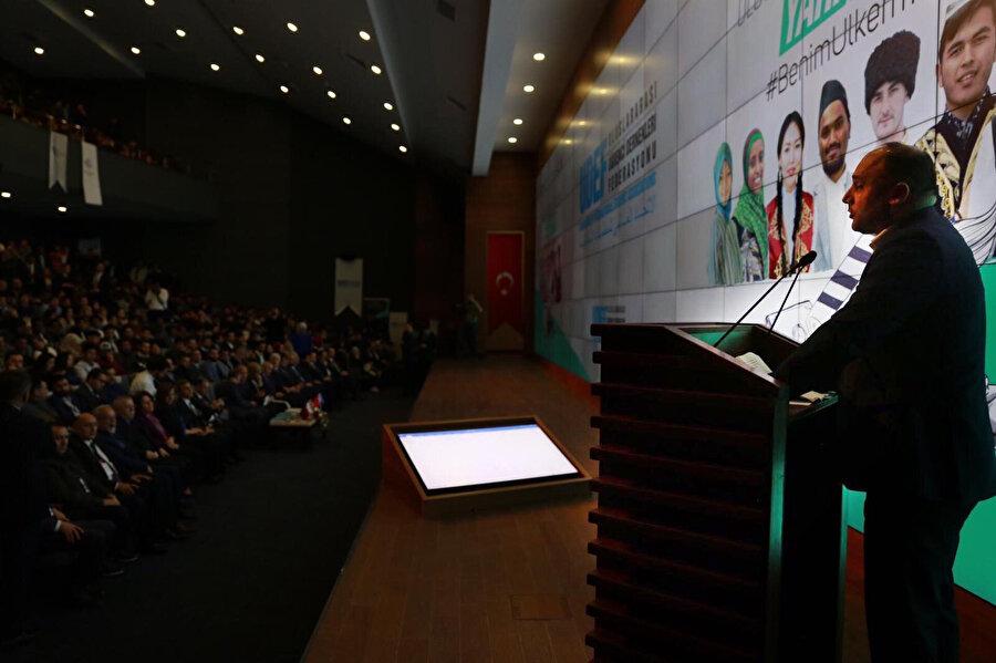Uluslararası Öğrenci Dernekleri Federasyonu Genel Başkanı Dr. Mehmet Ali Bolat