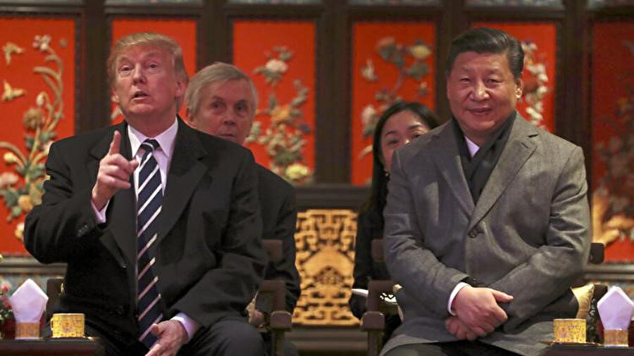 Trump-Şi Jinping