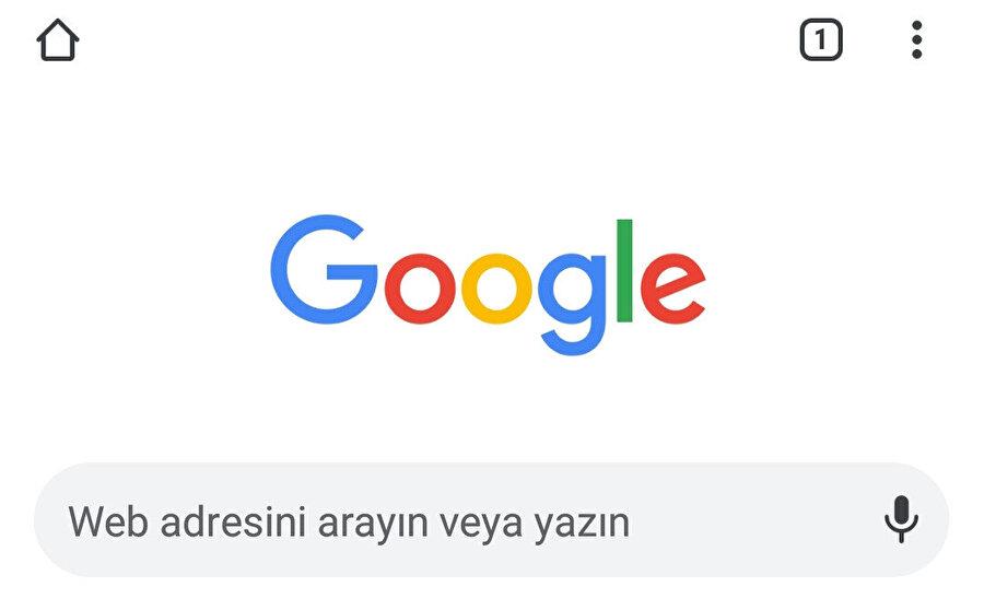 Google arama geçmişini silmek için öncelikle sağ üstte bulunan üç nokta simgesine tıklayıp detaylara erişmek gerekiyor.