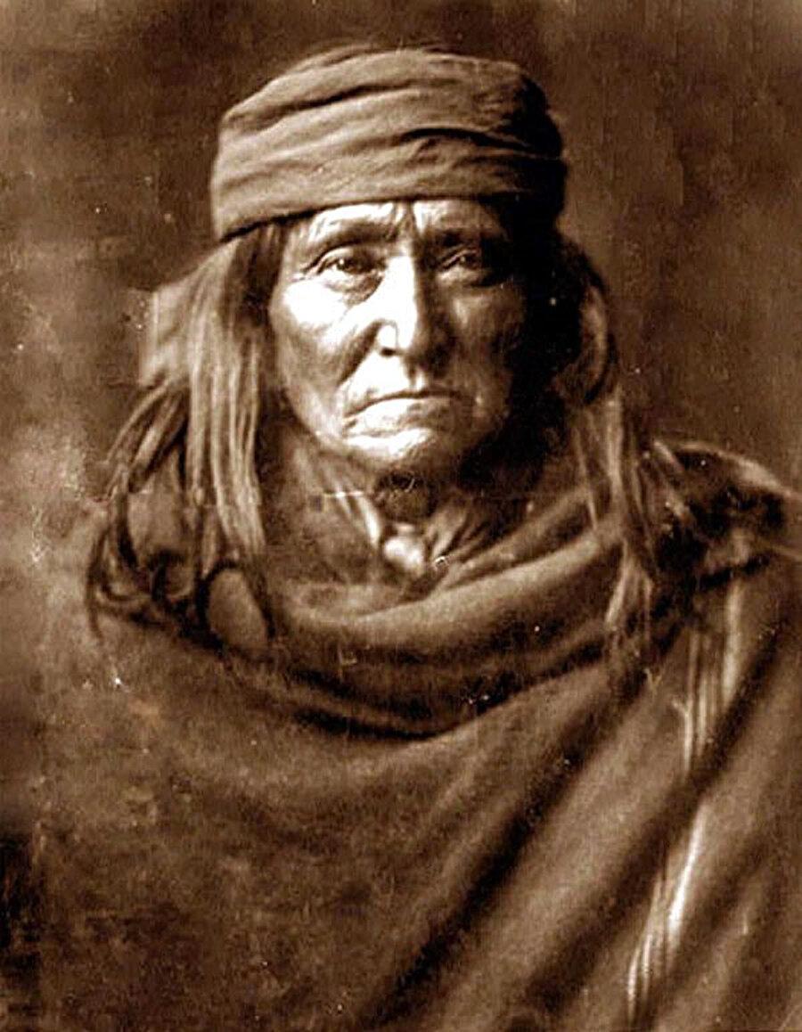Geronimo'nun esaret senelerinden