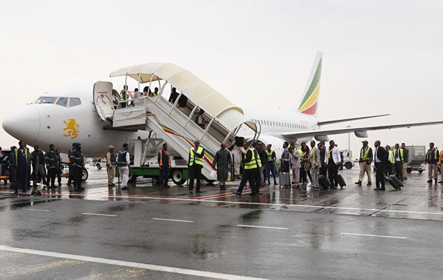 Etiyopya Havayolları, son yıllarda Afrika'da gerçekleştirdiği ataklar sonrası oldukça hızlı bir yükselişe imza attı.