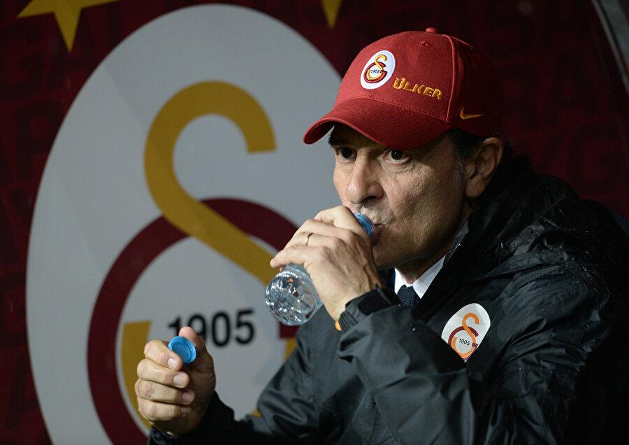 Arşiv: Prandelli'nin Galatasaray'ı çalıştırdığı günlerden bir kare...