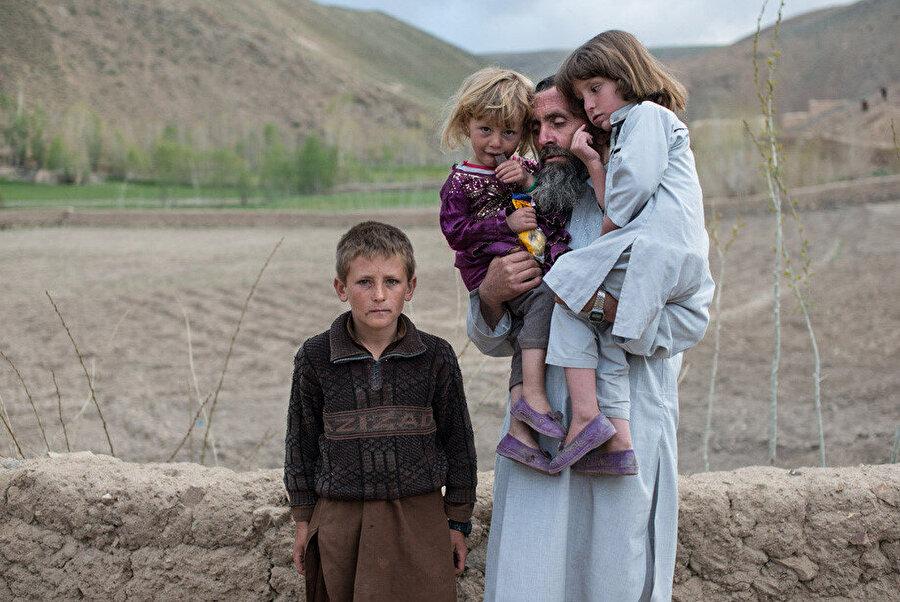 Sergey Krasnoperov'un Afganistan'lı eşinden 6 çocuğu var.