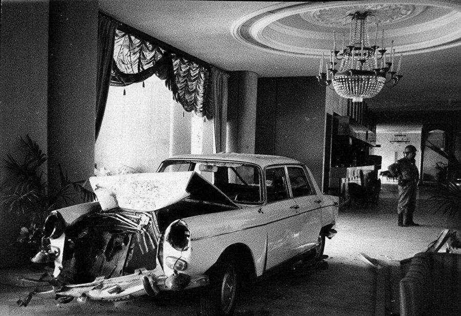 Holiday Inn'i ele geçirmeye yönelik bu yoğun çaba oteli Lübnan iç savaşının bir sembolü haline getirdi.