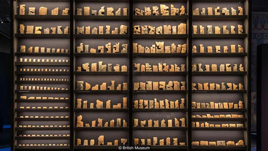 Asur kralları, çivi yazılarını içeren oldukça büyük kütüphaneler meydana getirdiler. Bu tabletler uzun zaman önce ölmüş bir dilin son kalıntılarıdır.