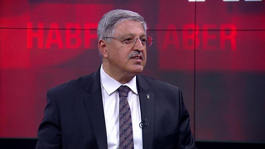AK Parti Mali ve İdari İşlerden Sorumlu Genel Başkan Yardımcısı Vedat Demiröz