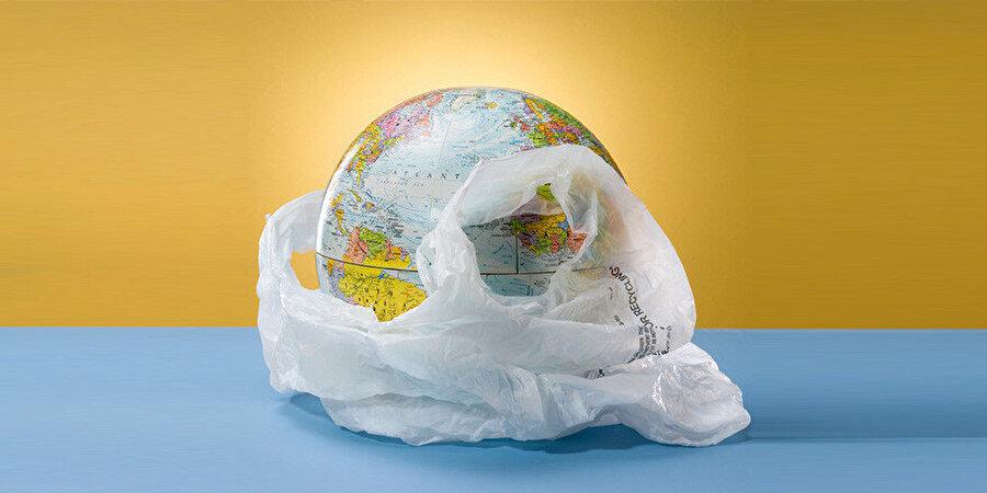 Plastik kullanımı konusunda dünyanın atması gereken adımlar var.