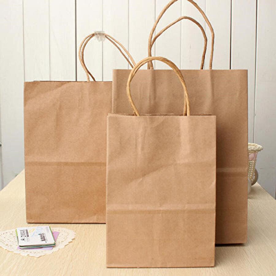 Kağıt torbaların çevresel açıdan plastik poşetten pek bir farkı bulunmuyor.