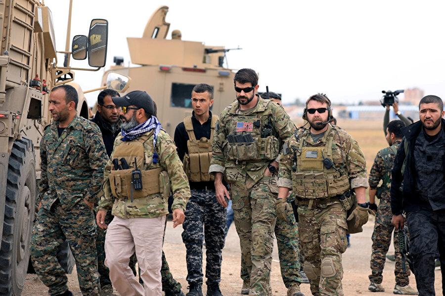ABD askerlerinin tümünü Suriye'den geri çekmeye hazırlanıyor.