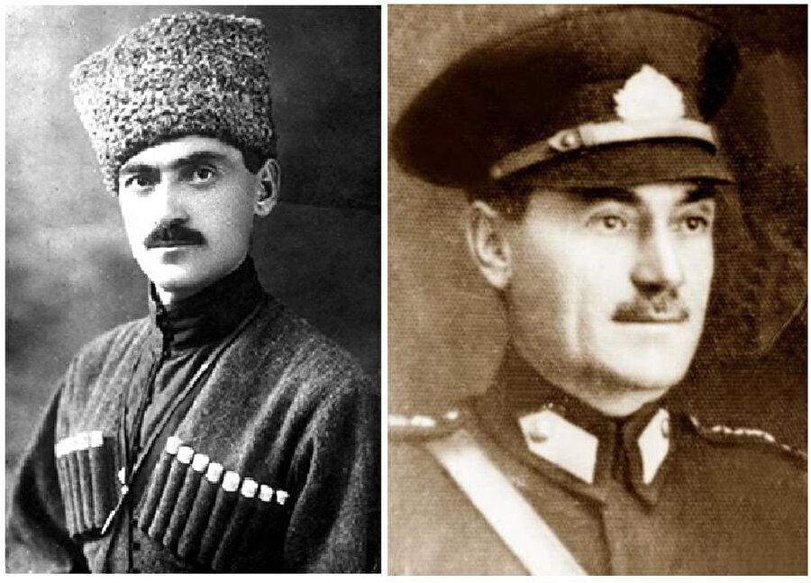 Çerkes asıllı İsmail Hakkı Berkok Kuzey Kafkasya Cumhuriyeti'nin kurulmasında ve Osmanlı ile ilişkilerinde kilit görevler üstlendi.
