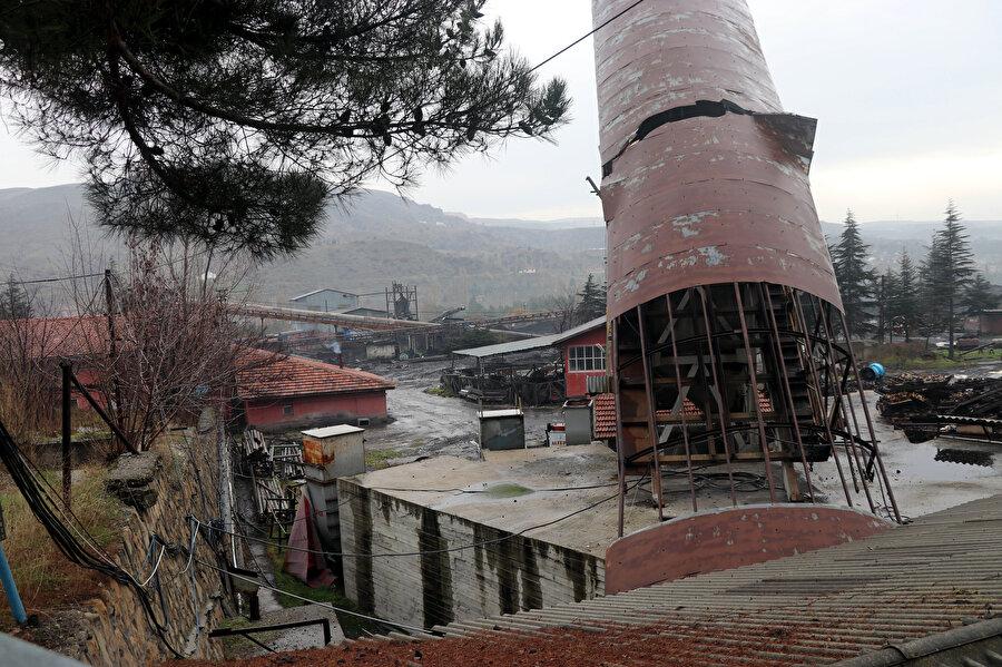 Madende 1965'teki kazadan sonra herhangi bir patlama veya kaza olmadığı tespit edildi.